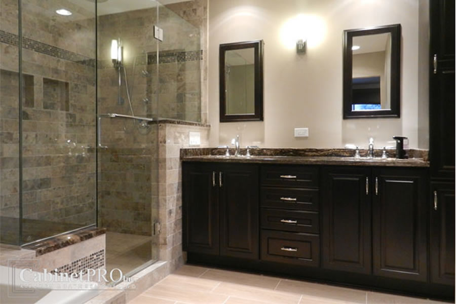 Bathroom remodel photos gallery affordable simple for West shore bathroom renovations