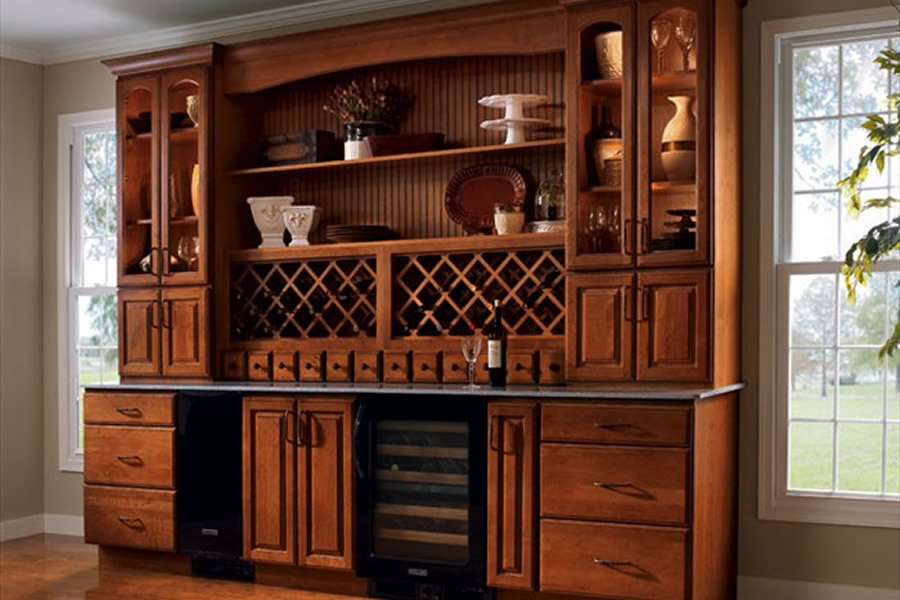 ... Great Room Cabinets ...
