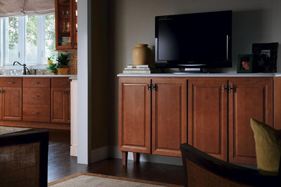 Built In Cabinetry Media Cabinet ...