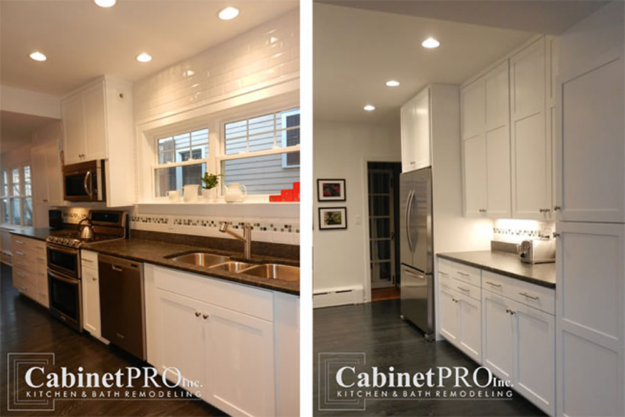 Cabinet Refacing Before and After. Cabinet Refacing Gallery   Cabinets  Kitchen  and Bathroom Design