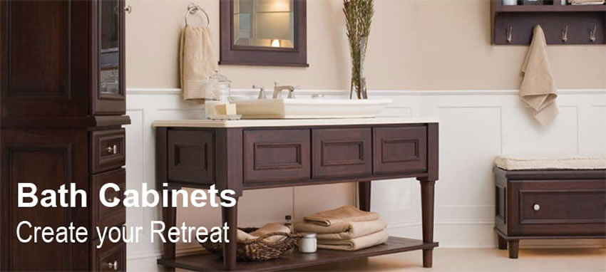 Charmant Bath Cabinets And Vanities