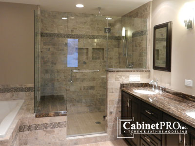 Kitchen And Bath Remodeling In Buffalo Grove IL New Cabinets And - Buffalo bathroom remodeling