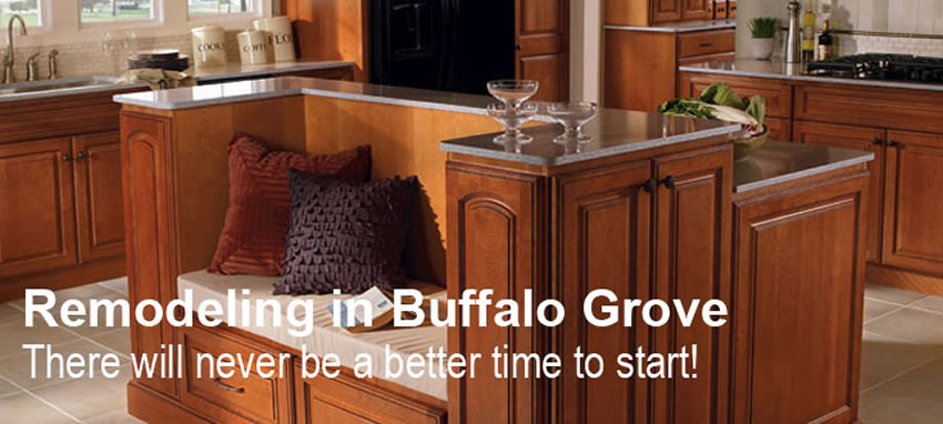 Remodeling Contractors in Buffalo Grove IL - Cabinet Pro