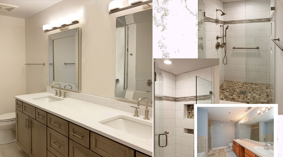 Chicago Bath Remodeling by Cabinet Pro in Northbrook, IL