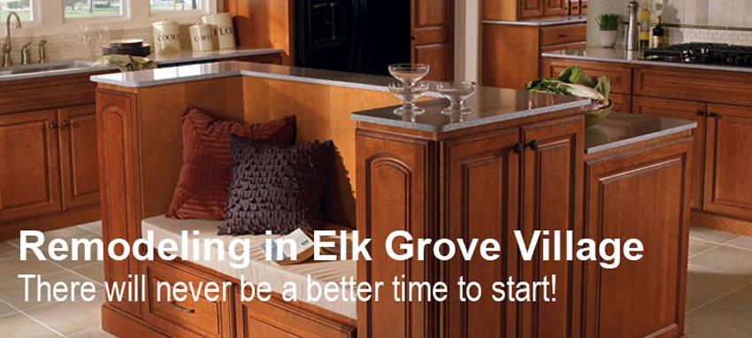 Kitchen And Bath Remodeling In Elk Grove Village Il New Cabinets And Cabinet Refacing In Elk