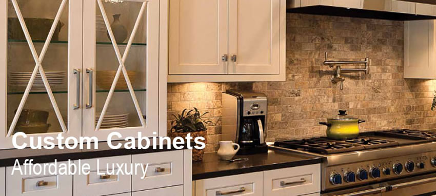 Custom Cabinets by Cabinet Pro