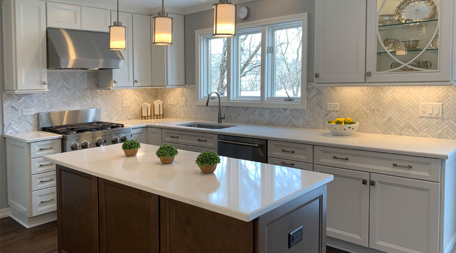 Kitchen Cabinet Refacing Chicago Kitchen and Bath Remodeling, Custom Cabinets, and CabiRefacing