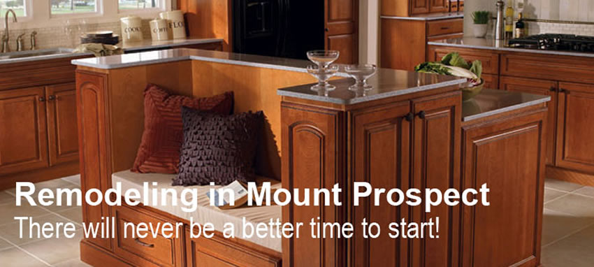 Remodeling Contractors in Mount Prospect IL - Cabinet Pro