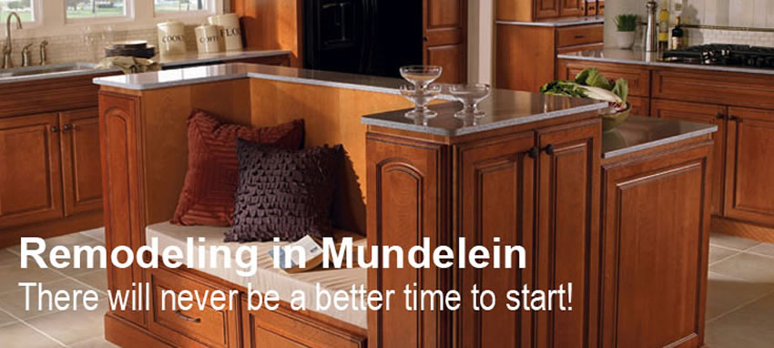 Remodeling Contractors in Mundelein IL - Cabinet Pro