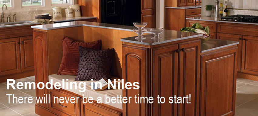 Remodeling Contractors in Niles IL - Cabinet Pro