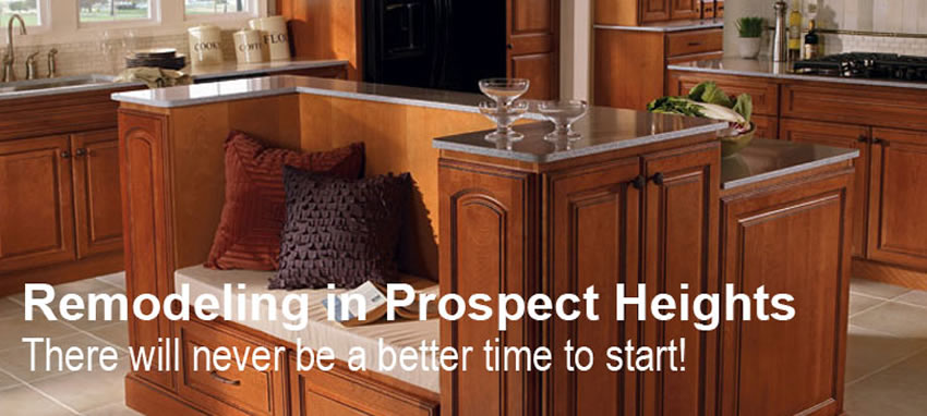 Remodeling Contractors in Prospect Heights IL - Cabinet Pro