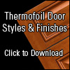 Thermofoil Styles and Finishes