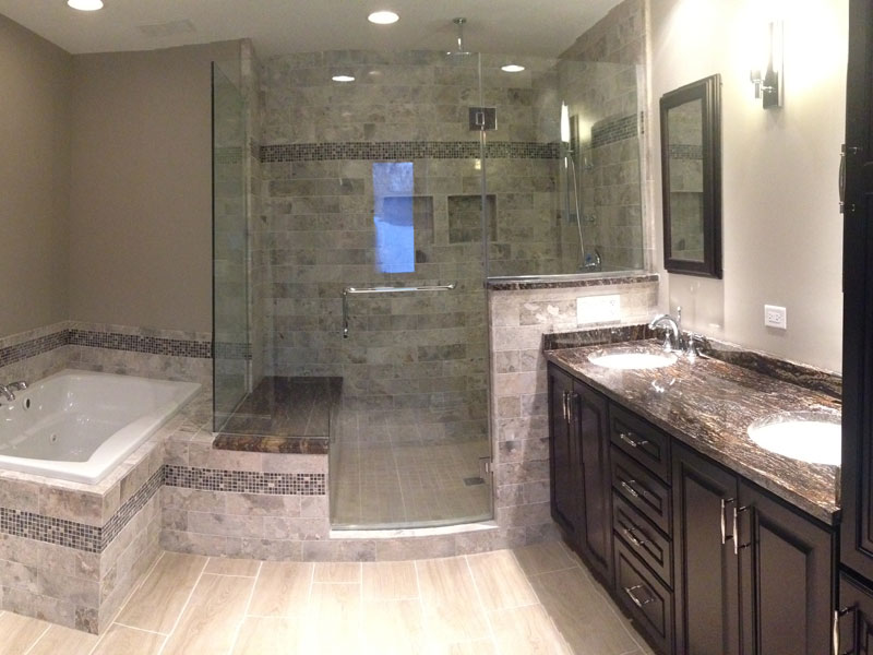 Bathroom remodeling contractors for Professional bathroom renovations