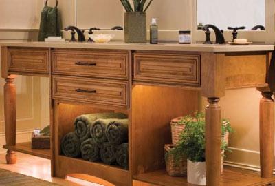 Custom cabinets leading cabinet retailer in chicago area for Bathroom vanities chicago suburbs