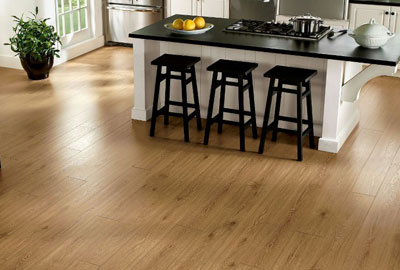 Hardwood Flooring by Cabinet Pro