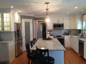 Kitchen Remodel by Cabinet Pro