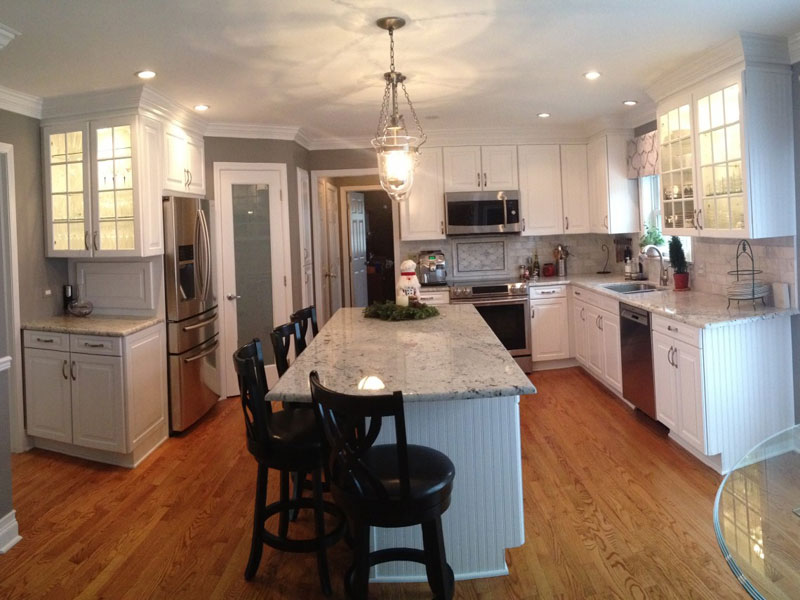 Cabinet Refacing By Pro