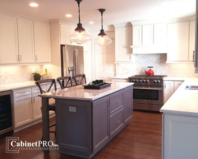 Kitchen Remodeling in Lake Bluff by Cabinet Pros