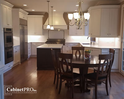 Kitchen Remodeling in Highland Park by Cabinet Pros