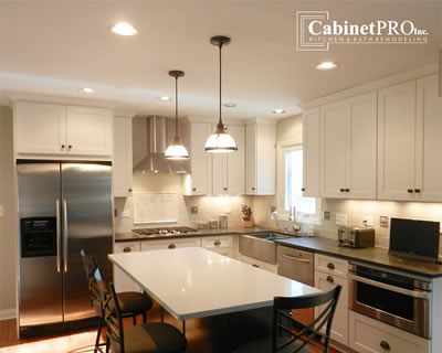 Kitchen Remodeling in Arlington Heights by Cabinet Pros